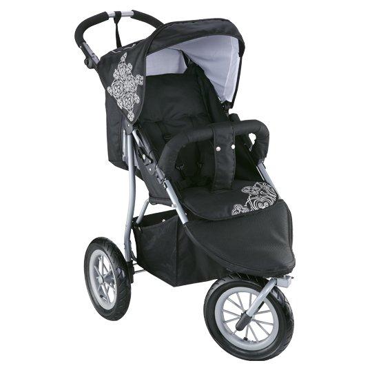 @real: Kinderwagen Angebote: knorr-baby, Sportwagen Joggy Air XL für 50€, knorr-baby, Sportwagen Madrid für 35€ + Versand: 9,95€
