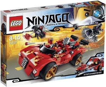 [innova24.de] Vers. LEGO-Sets günstiger. Z. B. Lego Ninjago X-1 Ninja Supercar (70727) ab 27€ statt 35,89