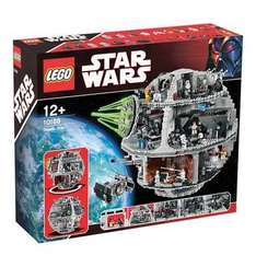 Super Rabatte beim Kauf von 3 Spielwaren bei Galeria Kaufhof..  Z.B.  Lego Todesstern für 314,15