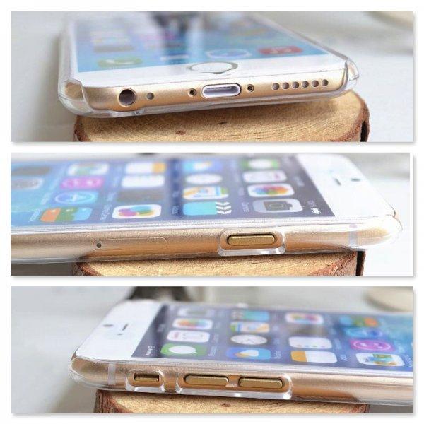 Clear Cases Schutzhüllen für iPhone 5 / 5s / 6 und 6Plus ab 3€