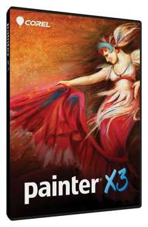 [Win/Mac] Malprogramm Corel Painter X3 @pearl.de