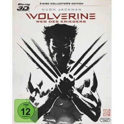 Wolverine: Weg des Kriegers 3D BluRay inkl. Extendet Cut 14,99 ohne VSK. Idealo: 23,89