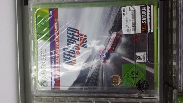 NFS Rivals Xbox 360 Saturn Göttingen