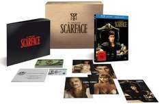 Scarface - Special Limited Edition in Holzbox [Blu-ray] *Uncut* für 24€ @Media Dealer