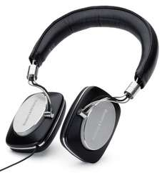 [gravis.de] Bowers & Wilkins P5 - mobiler On-Ear-Kopfhörer - schwarz - für 139,90€ inkl. Versand + Qipu!
