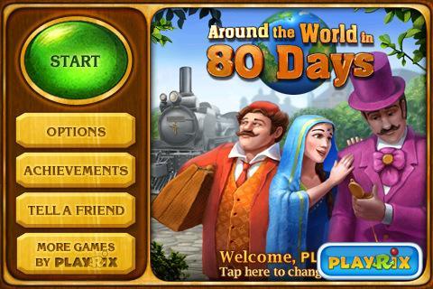 In 80 Tagen um die Welt kostenlos fürs iPhone