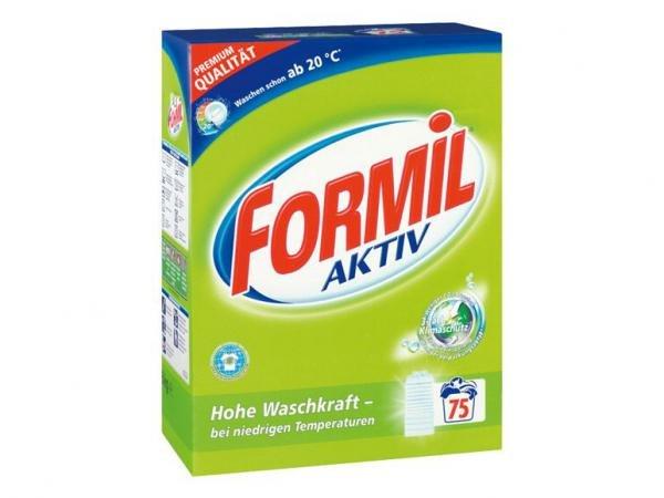 Lidl - Formil XXL 9,49€ 100 Wäschen a 0,10€