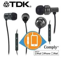 (iBOOD) TDK In-Ears SP60 & SP70 Kombideal