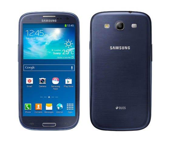 """SAMSUNG GALAXY S III Neo blau oder weiß - 4,8"""", Quadcore, 1,5 GB, Android 4.4 @ Media Markt/Saturn online ab 179 €"""