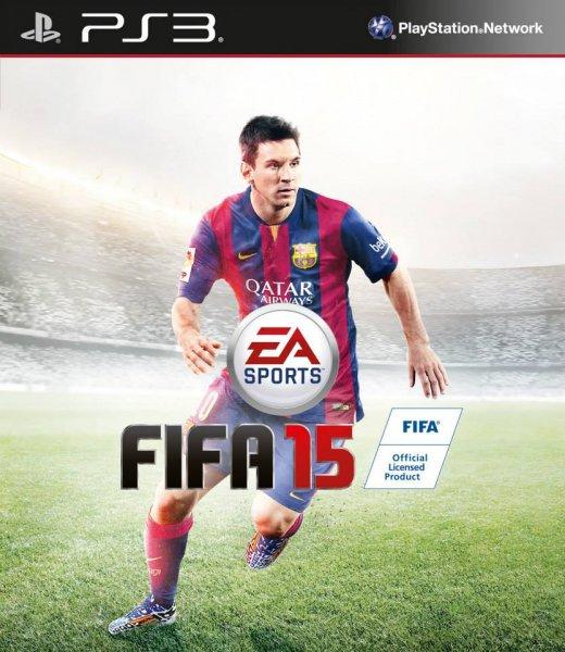 Fifa 15 (PS3) bei Rakuten für 59,95 + 14,75 in Superpunkten