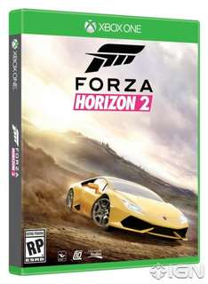 Forza Horizon 2 XBOX One Tag 1-Ultimativ-Edition im Hongkong Store 66€/für Forza 5 VIPs 53€