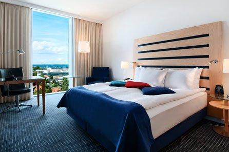 Hotel: 5* Kopenhagen Hilton Airport Einzelzimmer 30,- € incl. Frühstück (Mai, Juni, September 2015)