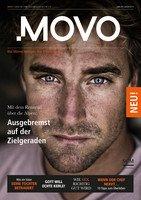 MOVO - Was Männer bewegt 1. Ausgabe kostenlos TEST-ABO