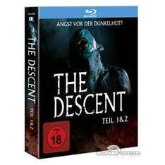 The Descent 1+2 (Blu-ray) für 9,65€ @Media Dealer