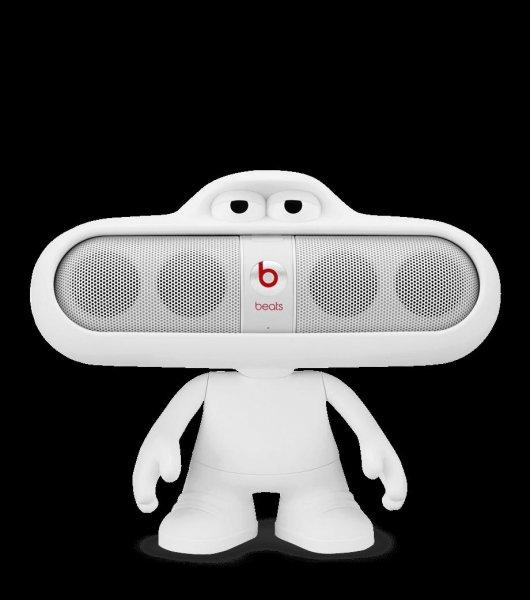 Beats by Dr. Dre Pill 2.0 inkl. Dude Weiß für 99,- € + 4,95 € VSK bei Smarkauf