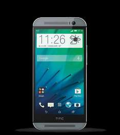 HTC One M8 Grey 399€ @Base und Smartkauf