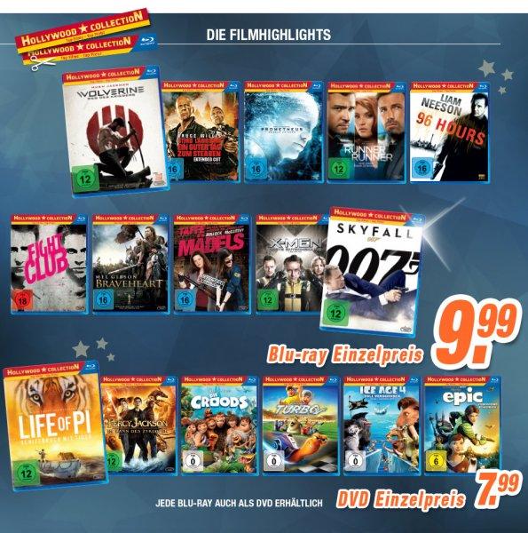 [expert] 4 Blu-rays zum Preis von 2 (FOX Sternstunden)