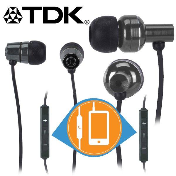 [ibood] TDK In-Ear Kopfhörer Doppelpack für 25,90€ statt 53€