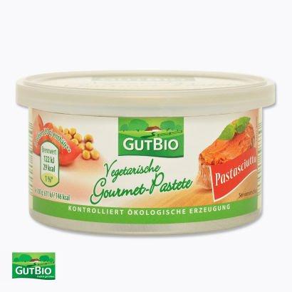 Aldi Nord ab Do 2.10.14: Vegetarische Bio Gourmet Pastete / Brotaufstrich