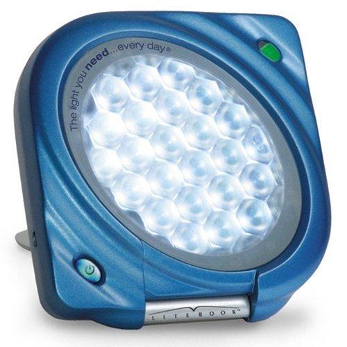 Goodlight Litebook Elite - Therapie (Energie-)Lampe  für 99,95€ zzgl. 5,95€ Versand @iBOOD