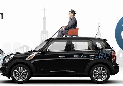 [Österreich] Drive-Now kostenlose Anmeldung und 30 Freiminuten
