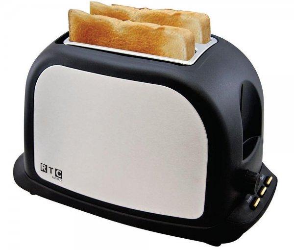 RTC Toaster TAE 800 Edelstahl