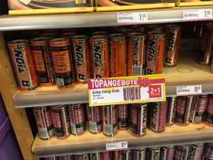 [Frankfurt/Main] Action Energy Drink 2+1 - Xenos MyZeil