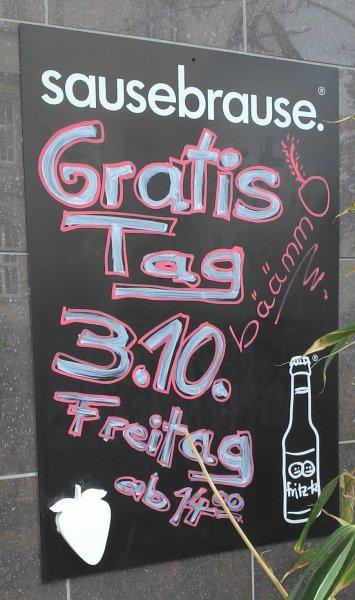 [Lokal Dortmund] 1000 Gratis Frozen Yogurt bei Yoboo am 03.10.2014