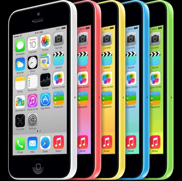 Iphone 5c 16GB Wie Neuzustand alle Färben Meinpaket OHA