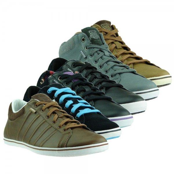 NEU K-SWISS Hof Schuhe Damen & Herren Sneaker Turnschuhe Freizeitschuhe @ ebay