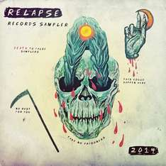 Relapse Records Sampler 2014 als kostenloser MP3 FLAC Download