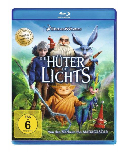 Die Hüter des Lichts [Blu-ray] 6,56 € Amazon Prime
