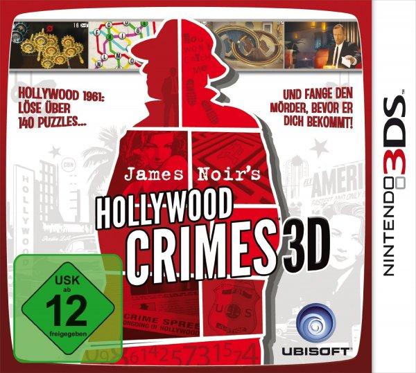 @amazon James Noir's Hollywood Crimes 3D   für Nintendo 3ds/2ds