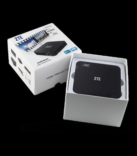 ZTE XMP800 HDMI Mini Beamer jetzt nochmal € 20.- billiger