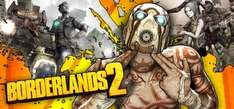 [Steam] Borderlands 2 - 4,07€ / Borderlands 2 GOTY - 8,14€  Mac Game Store