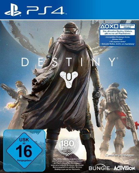 [Amazon.de] Destiny PS4  für 47,44€