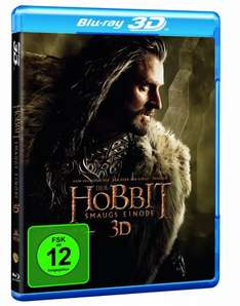 Der Hobbit: Smaugs Einöde [Blu-ray + Blu-ray 3D] bei Amazon (Prime)