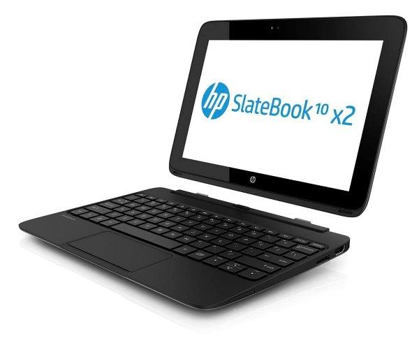 HP SlateBook x2 10-h080sg (Convertible Netbooks) für nur 154,98 €