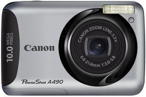 Canon PowerShot A490 - Silber - 49.- Euro