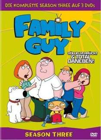TV-Serien bis zu 50% reduziert, z.b. Family Guy ab 8,99€