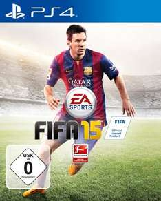 [Amazon.de] Fifa 15 PS4/One 48,92€ (Xbox360 47,85€)