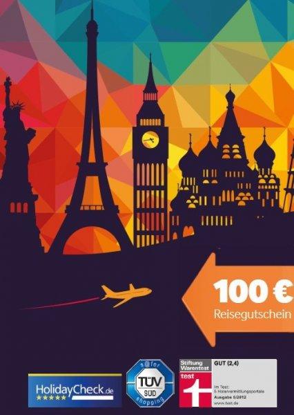 Samsung Reisegutschein-Aktion: 100 Euro HolidayCheck Reisegutschein bei Kauf einer Samsung SSD (Gültig bis 10.11.2014)