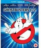 Ghostbusters 1 & 2 (Blu-Ray) - 4K-Master - für nur 11,89 € inkl. VSK @WOWHD