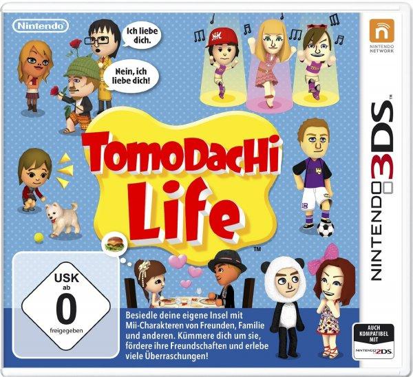 Tomodachi Life, Kirby Triple Deluxe, Donkey Kong, Yoshi (3DS) für je 29,66€ bei Amazon.de inkl. Versand