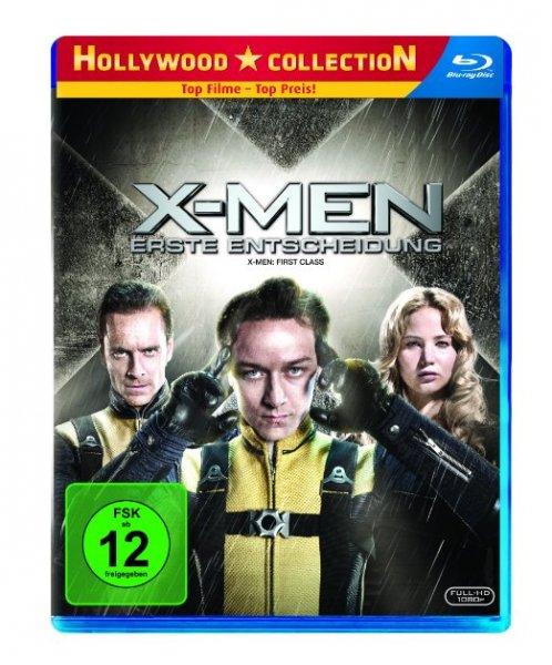 [Amazon prime] Blu Rays: X-Men - Erste Entscheidung 4,45€ & X-Men Origins - Wolverine: Wie alles begann 5,87€ (beide billiger als die DVD)