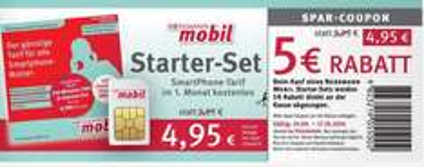 Rossmann Mobil Starter set