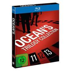 @real.de: BluRay Boxen für je 15€: Oceans Triologie, The Dark Knight Triology, Matrix - The Complete Triology