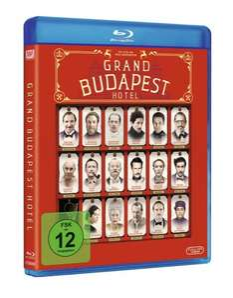 [Blu-Ray @ Amazon Prime] Grand Budapest Hotel (inkl. Digital UV) 12,48€