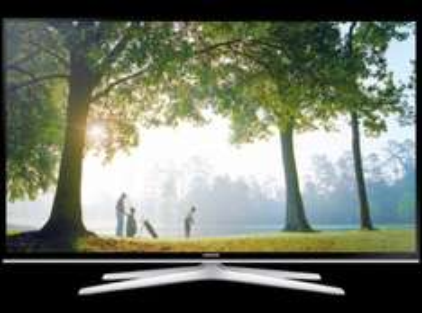 "Lokal  : SAMSUNG UE48H6600 3D 48"" TV + 2 Brillen"