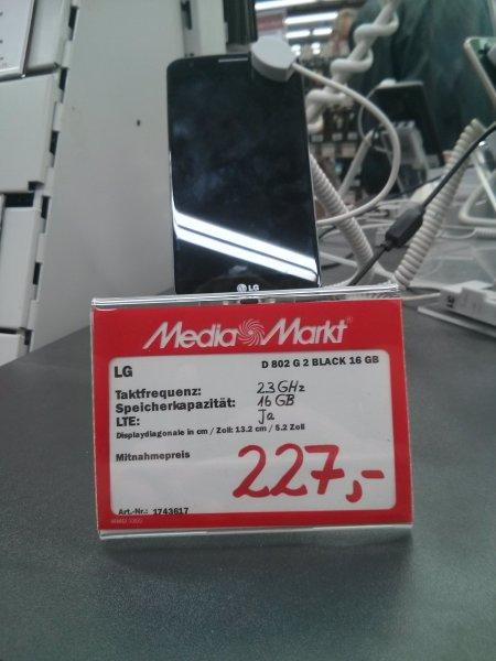 Lokal: LG G2 16 GB black [MM Schwerin]
